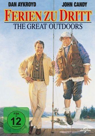 DVD »Ferien zu Dritt - The Great Outdoors«