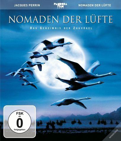 Blu-ray »Nomaden der Lüfte - Das Geheimnis der Zugvögel«