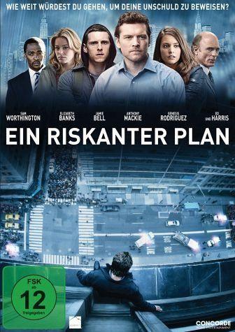 DVD »Ein riskanter Plan«