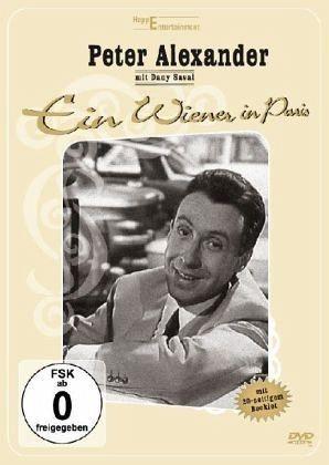 DVD »Peter Alexander - Ein Wiener in Paris«