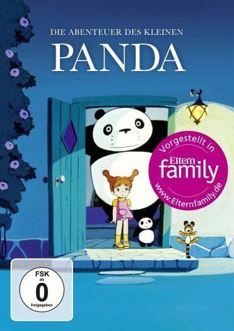 DVD »Die Abenteuer des kleinen Panda«