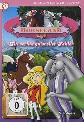 DVD »Horseland - Ein verhängnisvoller Fehler«