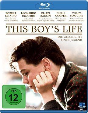 Blu-ray »This Boy's life«