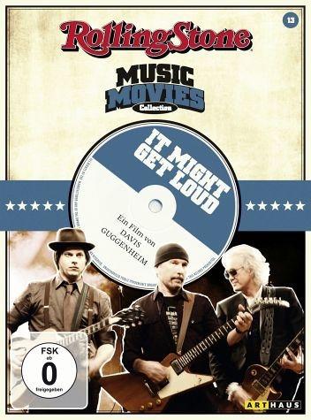 DVD »It Might Get Loud«