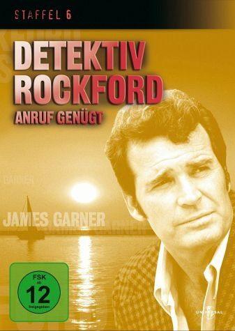 DVD »Detektiv Rockford - Staffel 6 (3 Discs)«