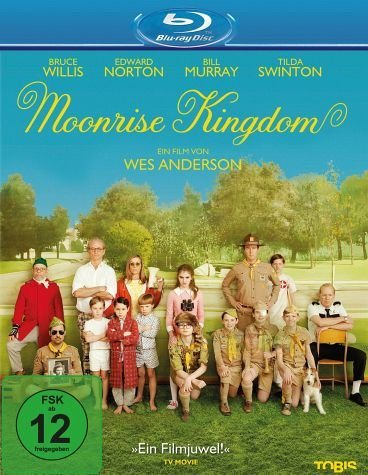 Blu-ray »Moonrise Kingdom«