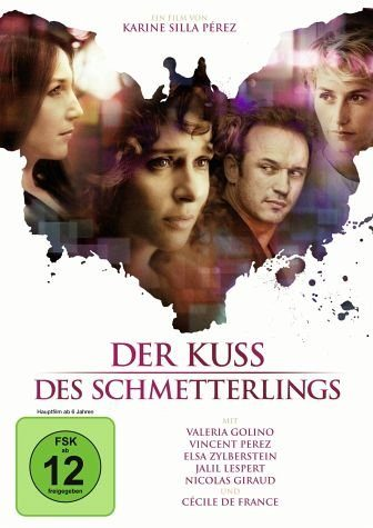 DVD »Kuss des Schmetterlings«