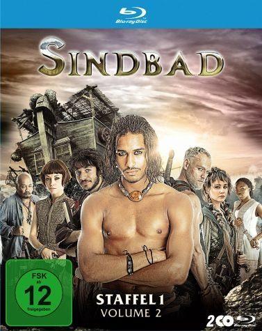 Blu-ray »Sindbad - Staffel 1, Volume 2 (2 Discs)«