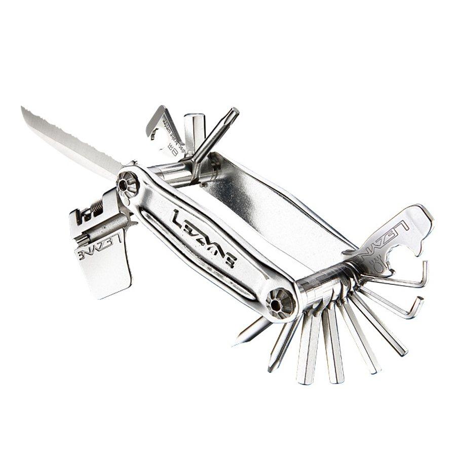 Lezyne Werkzeug & Montage »Stainless-20 Multitool«