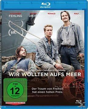 Blu-ray »Wir wollten aufs Meer«