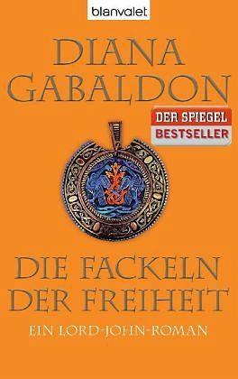 Broschiertes Buch »Die Fackeln der Freiheit / Lord John Bd.3«