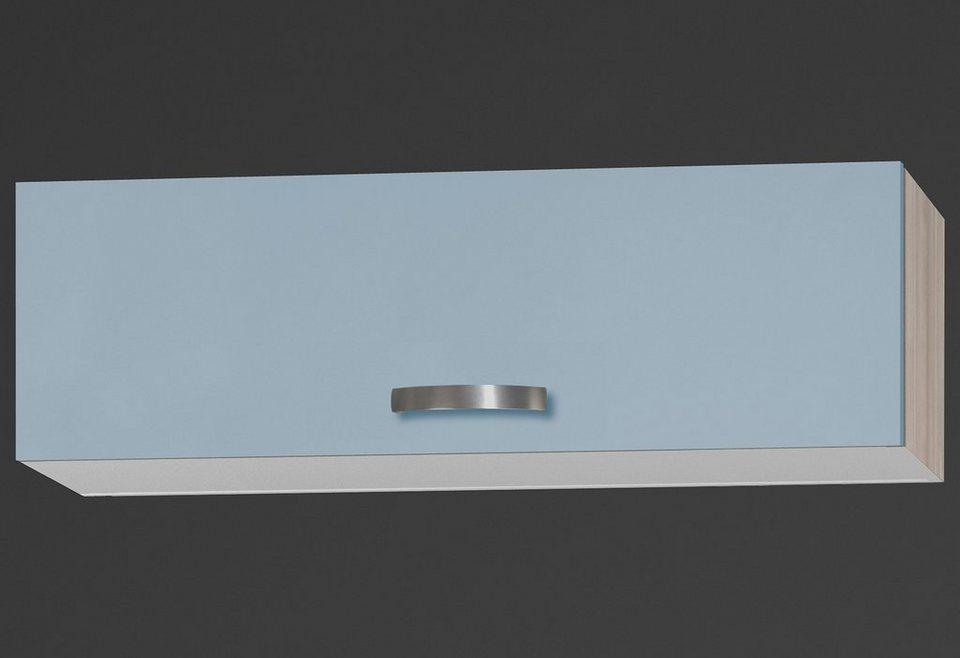 Küchenhängeschrank »Skagen«, Breite 100 cm in blau