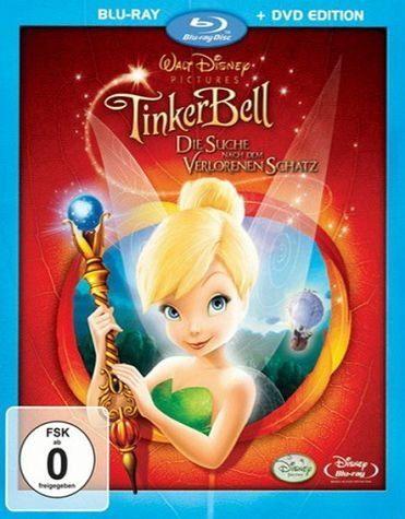 Blu-ray »TinkerBell - Die Suche nach dem verlorenen Schatz«