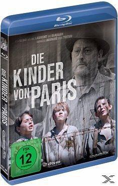 Blu-ray »Die Kinder von Paris«