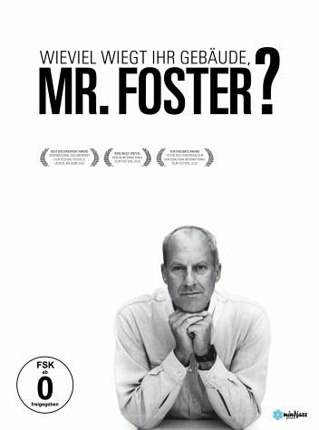 DVD »How Much Does Your Building Weigh, Mr. Foster?...«