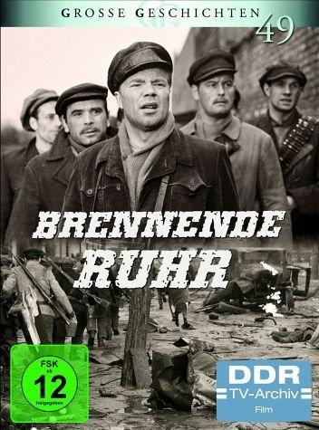 DVD »Brennende Ruhr«