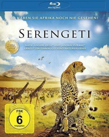 Blu-ray »Serengeti, 1 Blu-ray«