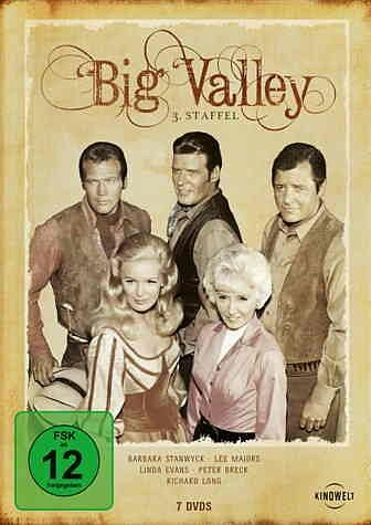 DVD »The Big Valley - 3. Staffel«