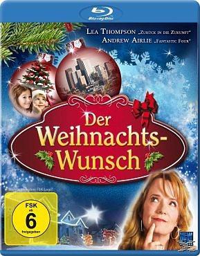 Blu-ray »Der Weihnachtswunsch«
