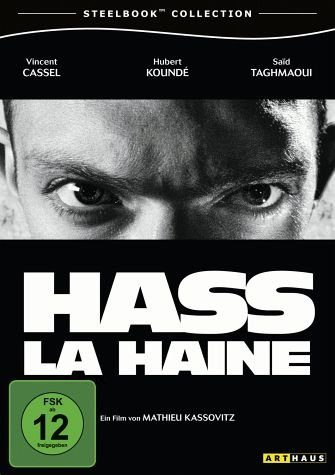 DVD »Hass - La Haine (Steelbook Collection)«
