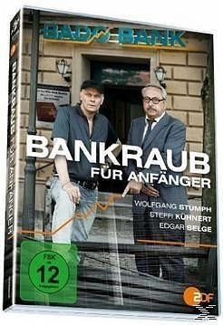 DVD »Bankraub für Anfänger«