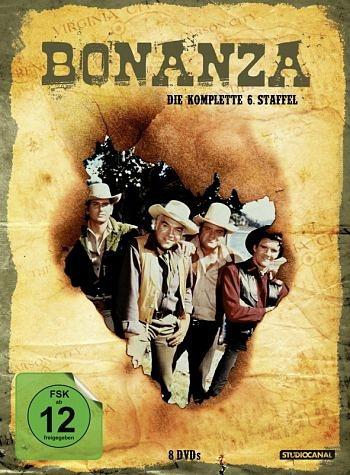 DVD »Bonanza - Die komplette 06. Staffel (8 Discs)«