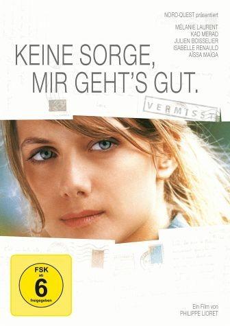 DVD »Keine Sorge, mir geht's gut«