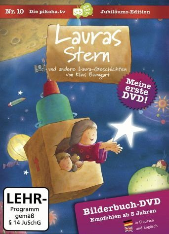 DVD »Lauras Stern - und andere Laura-Geschichten...«