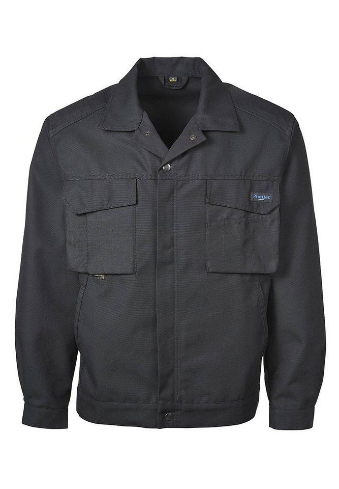 Pionier ® workwear Blousonjacke Canvas-Cordura® in schwarz