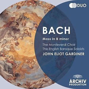 Audio CD »Johann Sebastian Bach: Messe H-Moll Bwv 232«