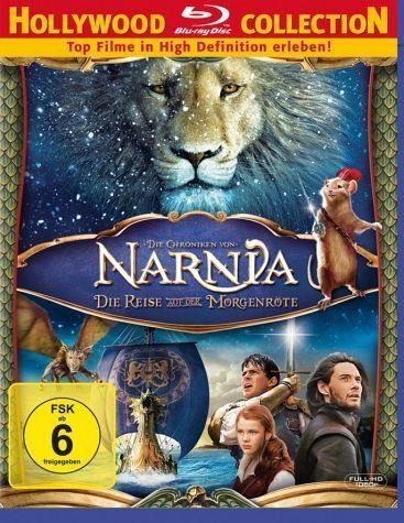Blu-ray »Die Chroniken von Narnia: Die Reise auf der...«