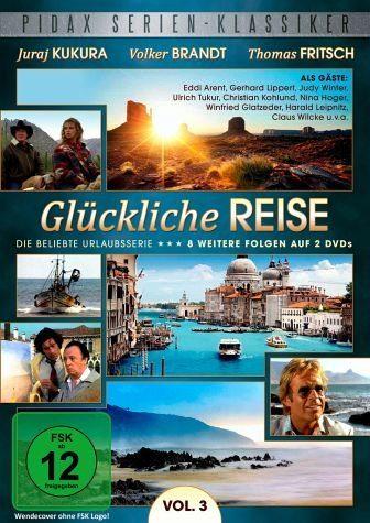 DVD »Glückliche Reise - Vol. 3 (2 Discs)«