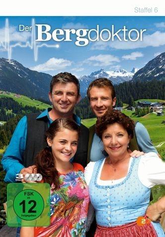 DVD »Der Bergdoktor - Staffel 6«