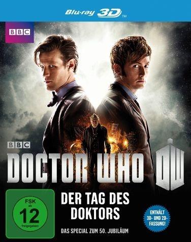 Blu-ray »Doctor Who: Der Tag des Doktors - Das...«