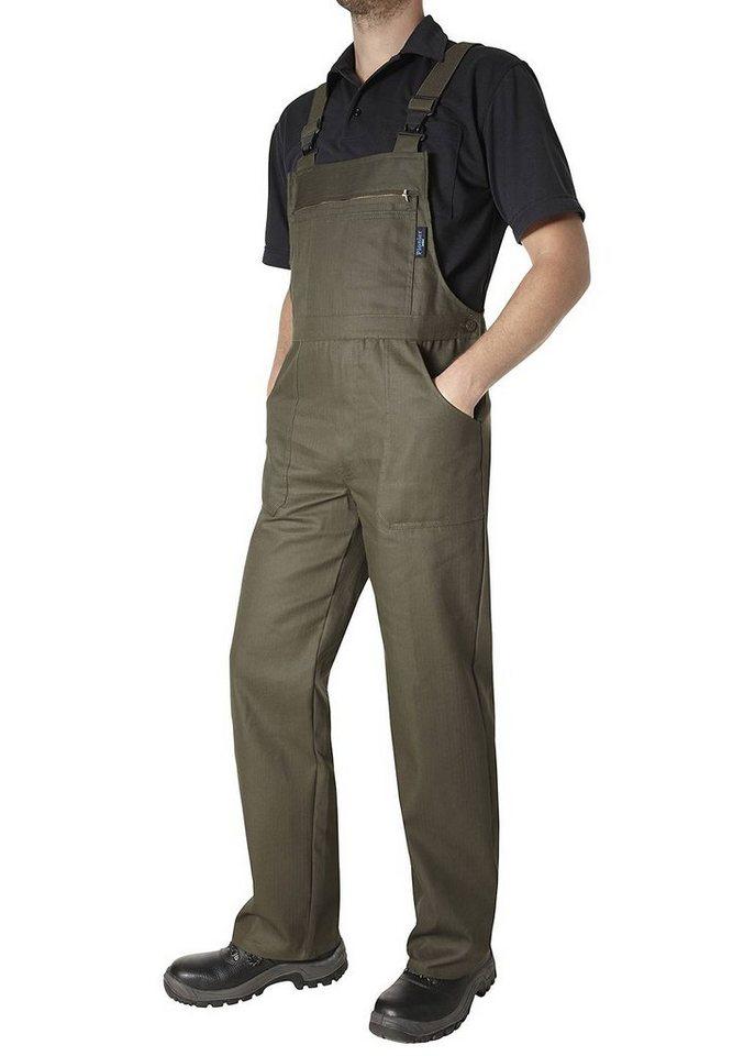 Pionier ® workwear Latzhose Classic Original Pionier in oliv