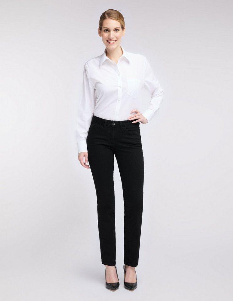 Pionier ® workwear 5-Pocket-Jeans Damen in schwarz