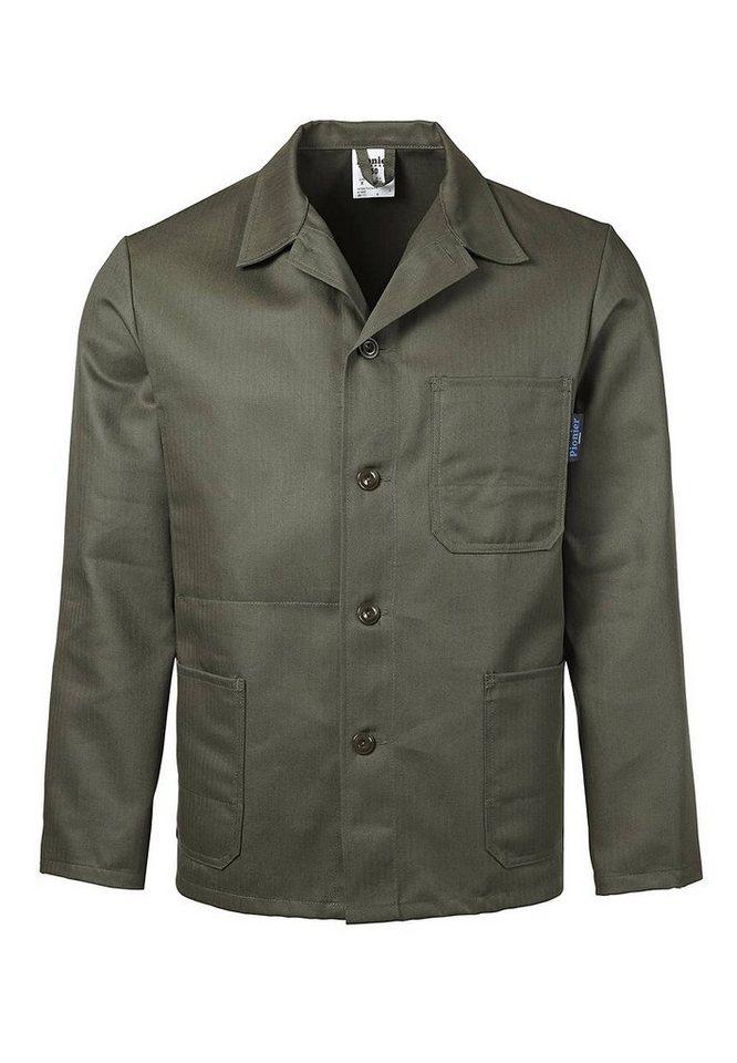 Pionier ® workwear Berufsjacke Classic Original Pionier in oliv