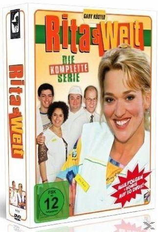 DVD »Ritas Welt - Die komplette Serie (10 Discs)«