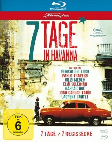 Blu-ray »7 Tage in Havanna«