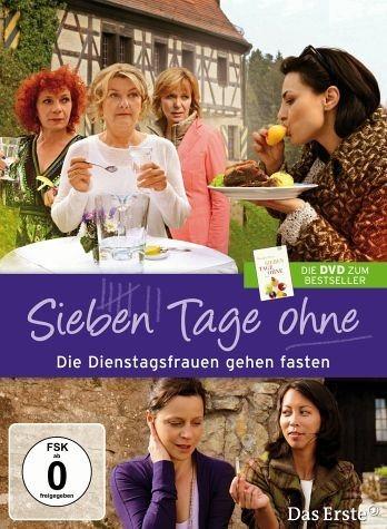DVD »Sieben Tage ohne / Dienstagsfrauen Bd.2«