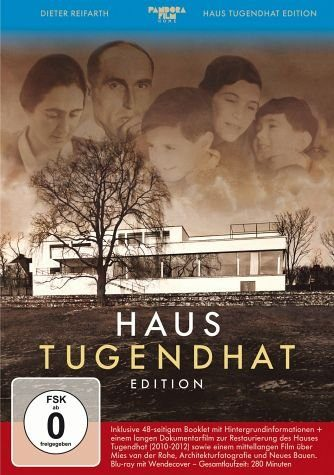 Blu-ray »Haus Tugendhat (Edition, 2 Discs)«