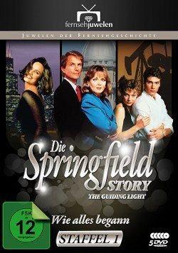 DVD »Die Springfield Story - Wie alles begann,...«