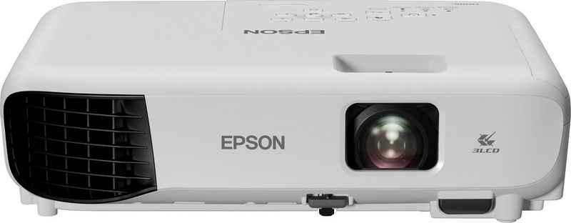 Epson »EB-E10« Beamer (3600 lm, 15000:1, 1024 x 768 px)