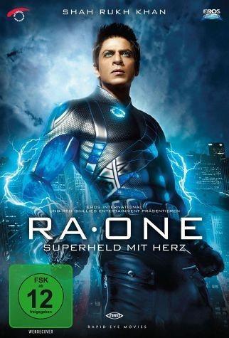 DVD »RA.One - Superheld mit Herz (Special Edition,...«