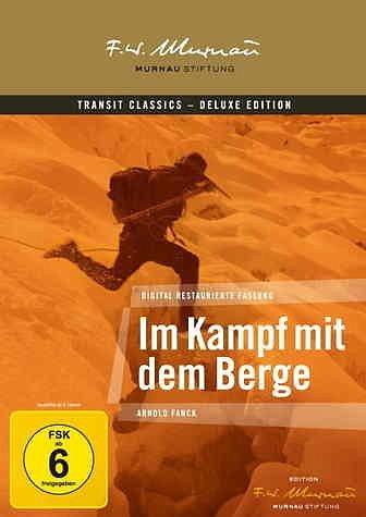 DVD »Im Kampf mit dem Berge«
