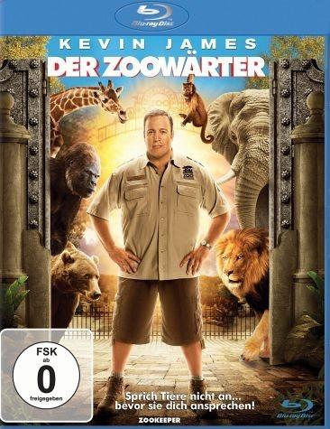 Blu-ray »Der Zoowärter«