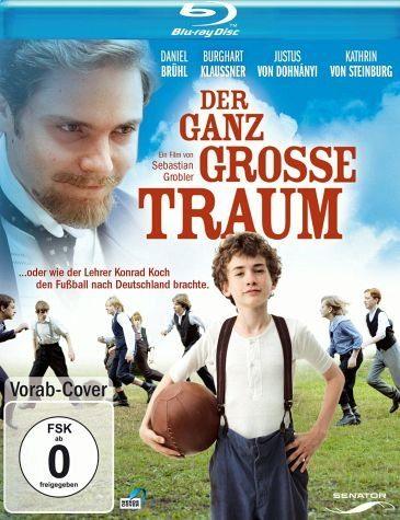 Blu-ray »Der ganz große Traum«