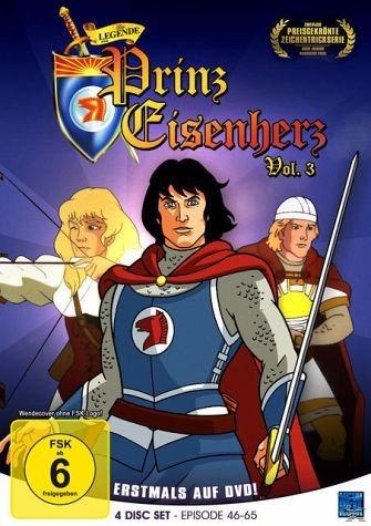 DVD »Legende Von Prinz Eisenherz«