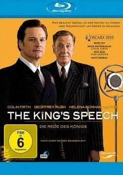 Blu-ray »The King's Speech«