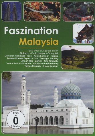 DVD »Faszination Malaysia«